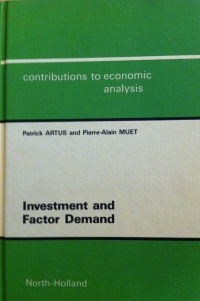 Investment and Factor Demand