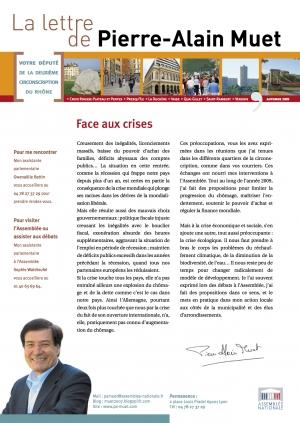 La Lettre de 2009